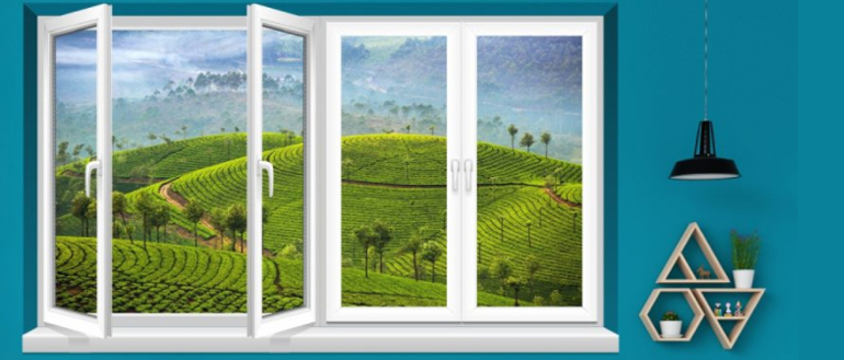 UPVC Window & Door (Promiplast)