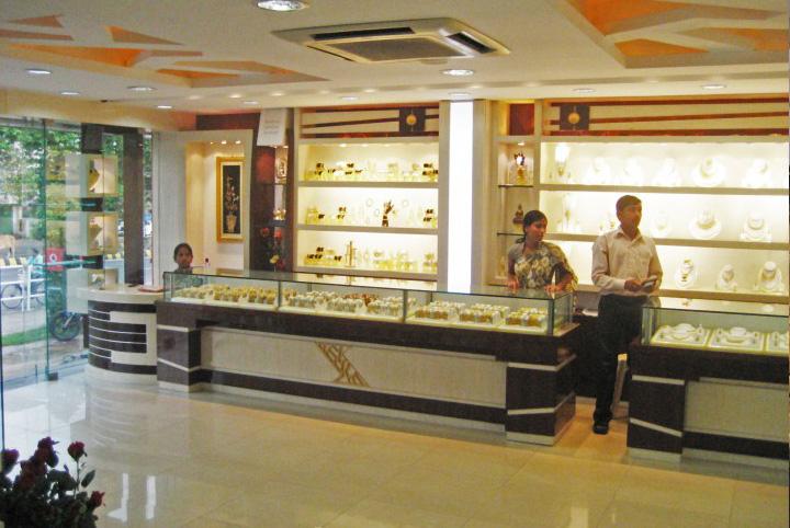 Jewellery Showroom