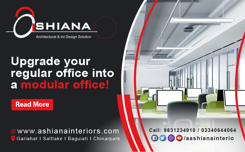 Why Should You Upgrade Your Regular Office Into A Modular Office?
