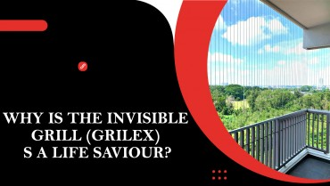 Why is the invisible grill (Grilex) is a life saviour?